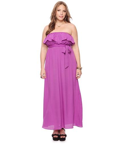 vestidos estampados gorditas