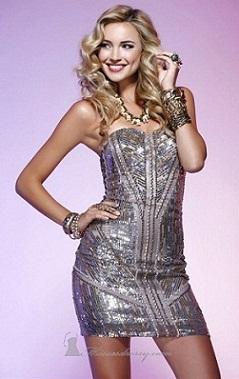 vestidos de moda mujeres 2012