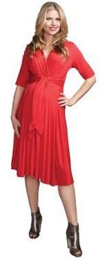 vestidos casuales embarazadas 2012