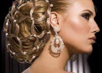 peinados hermosos para novias