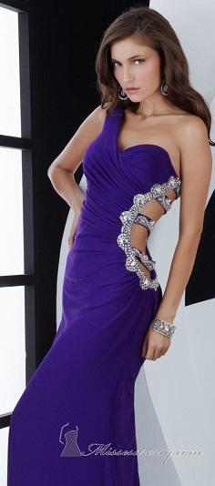 vestidos llamativos de gala