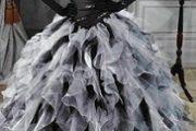 Vestidos negros para fiestas de quince años