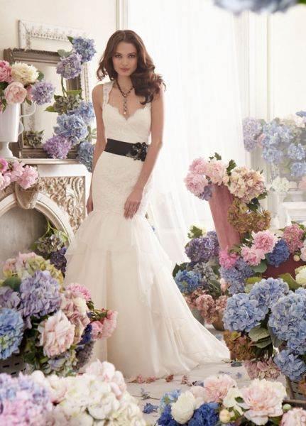 vestidos sexys para novias 2012