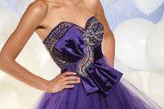 Vestidos estampados hermosos de moda 2012