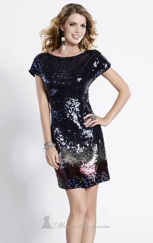 vestidos preciosos modernos