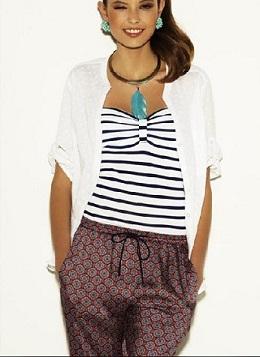 ropa informal de verano