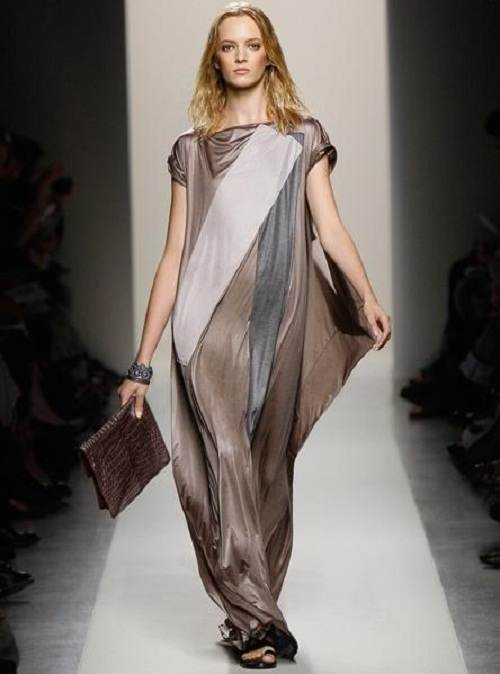 ropa estampada casual de moda