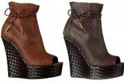 Sandalias de moda verano 2012