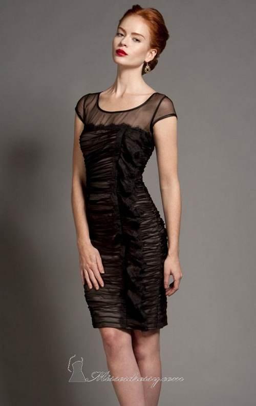 vestidos cortos sexys 2012