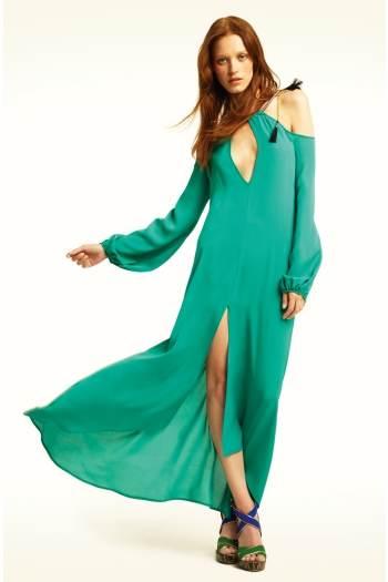 vestidos holgados de fiesta