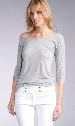 ropa holgada de moda 2012