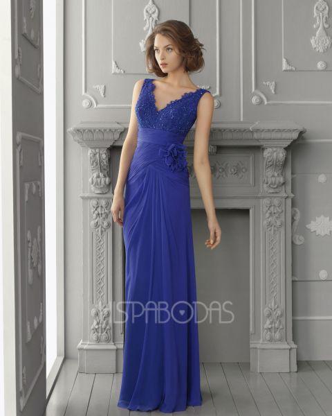 7b69ebd3c Tendencias en vestidos madrinas de bodas 2013