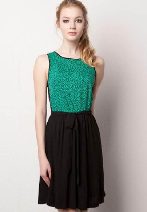 vestidos casuales y modernos