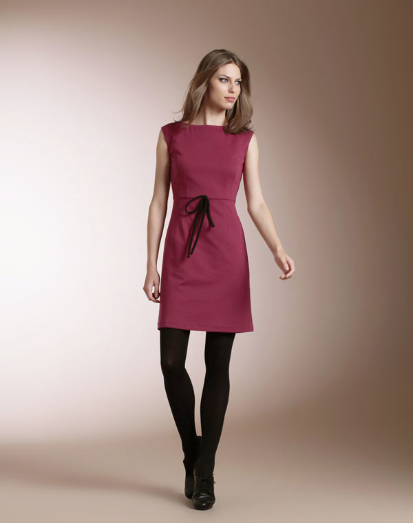 vestidos largos de otoño