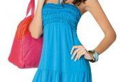 Modelos de vestidos veraniegos de la temporada de moda 2012