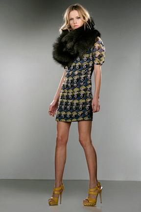 vestidos largos de invierno