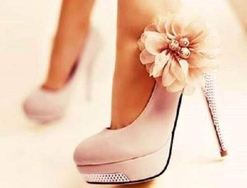 zapatos de tacones