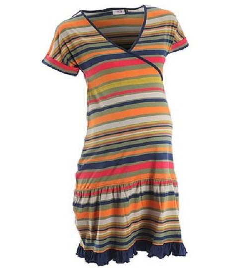 vestidos de diario para embarazadas