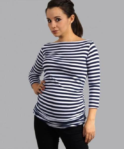 camisetas de moda embarazadas