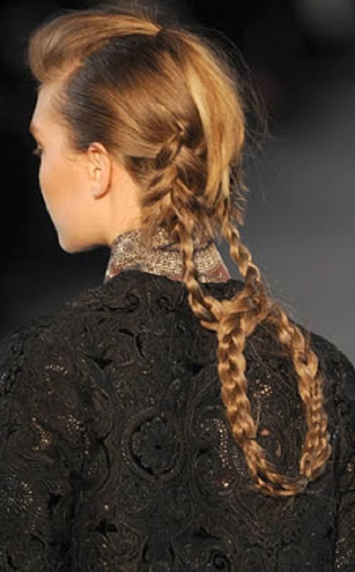 peinados con cabello largo