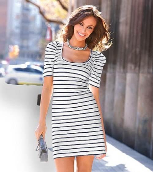 ropa elegante y casual