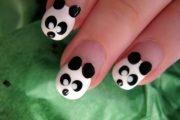 Diseños de moda para uñas 2012