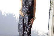 Vestidos espectaculares para embarazadas de moda