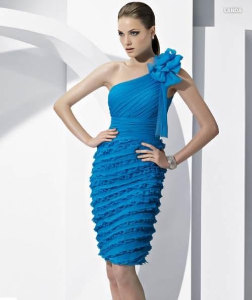 Modelos de vestidos para una fiesta de matrimonio