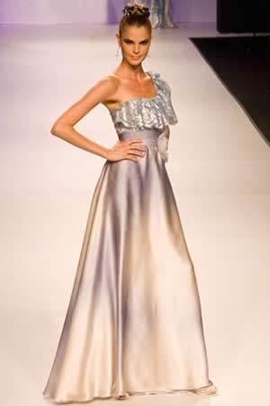 vestidos brillantes de gala