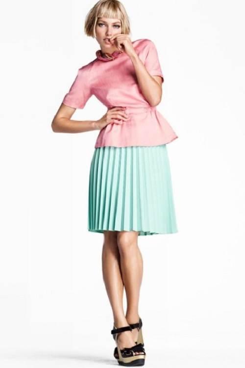 blusas color rosa