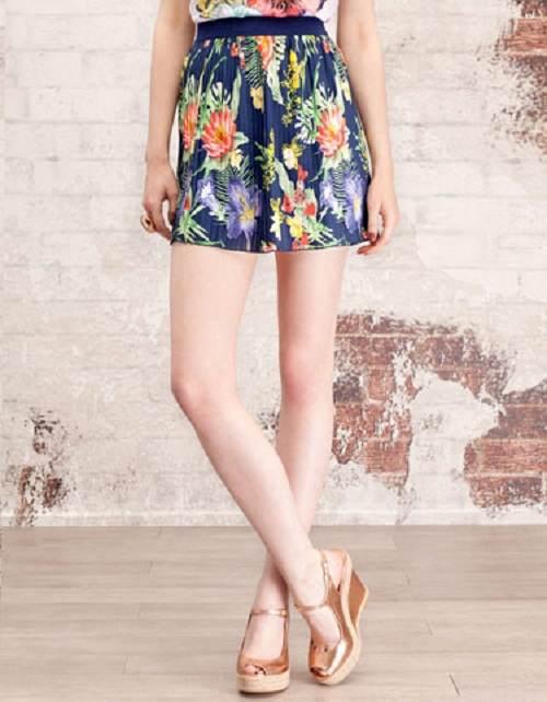 faldas sexys de moda