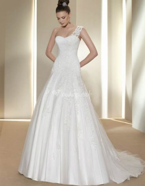 fantásticos modelos de vestidos de novia 2012 | aquimoda