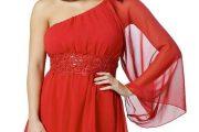 Elegantes trajes cortos para fiestas 2012