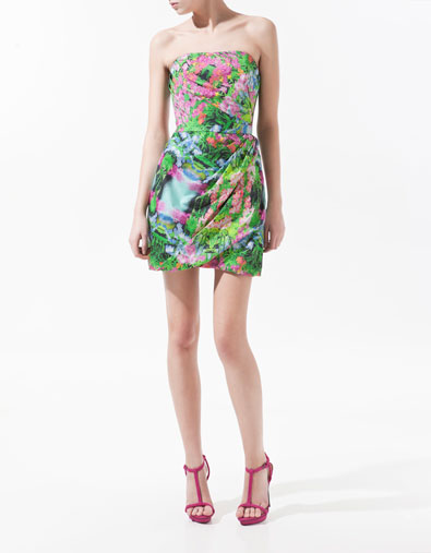vestidos coloridos de día