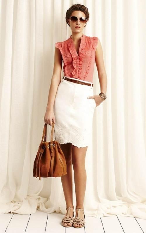 faldas para oficina
