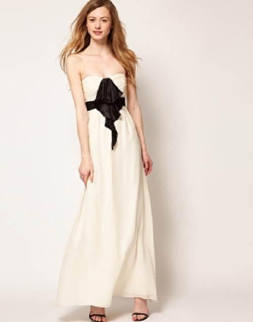 vestidos con vuelo