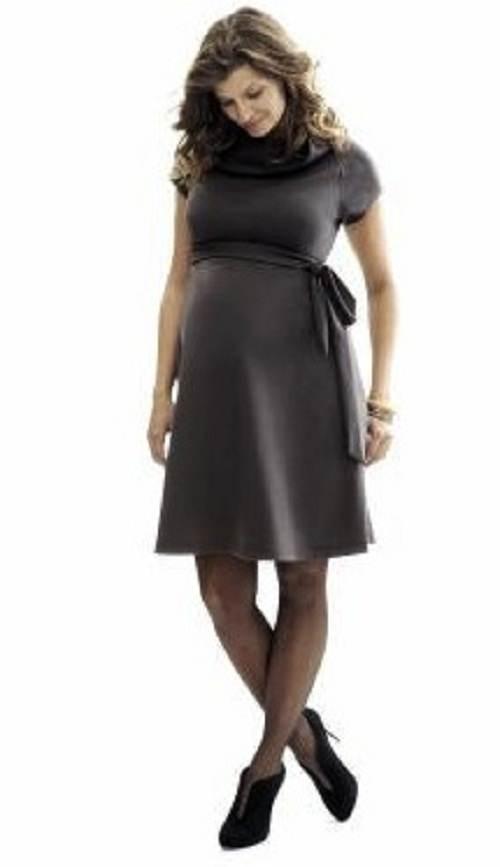 vestidos de otoño para embarazadas