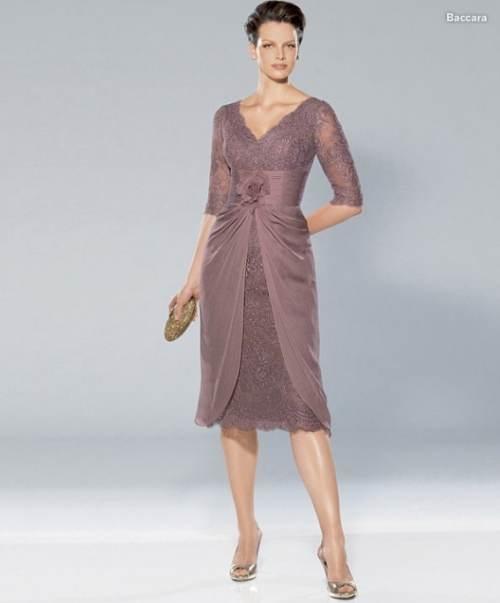 vestidos con chaquetas para madrinas 2012