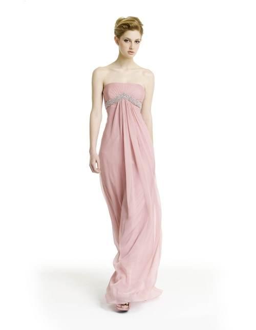 modelos de vestidos largos de gala 2012