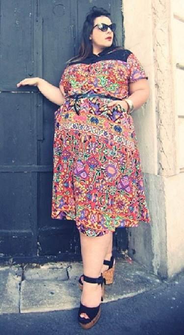 vestidos cortos tallas especiales