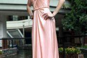 Vestidos elegantes 2012 para señoras