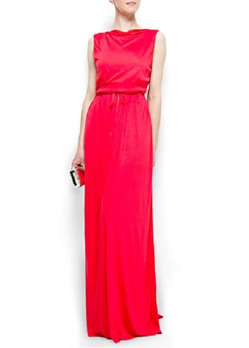 vestidos largos y sencillos