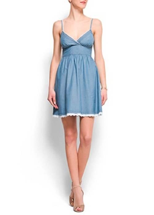 vestidos sencillos de diario