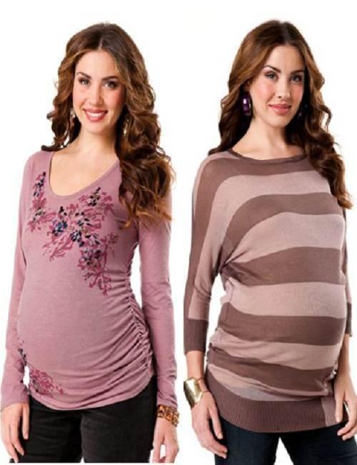 vestidos para chicas embarazadas