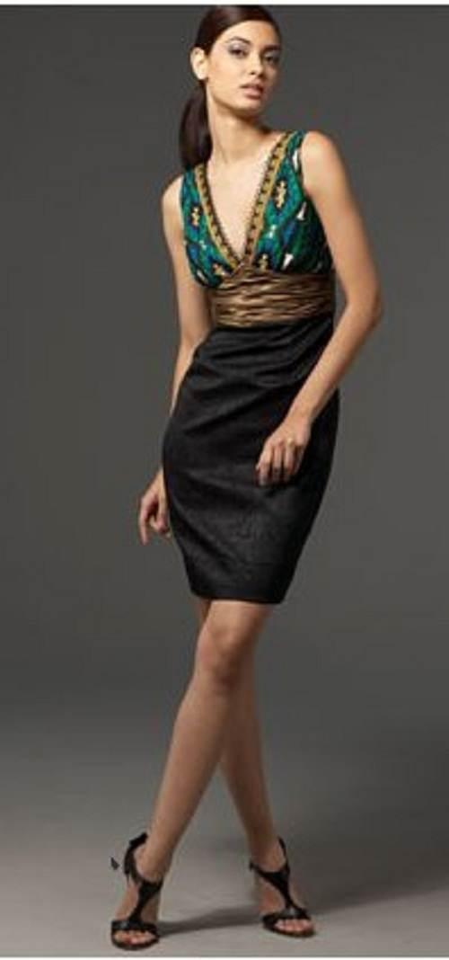 Imagenes de vestidos de coctel elegantes
