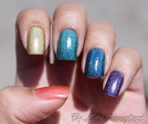 decoración para uñas delas manos