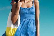 Vestidos de verano de la temporada 2012