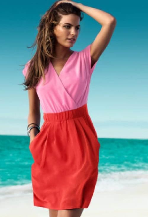 vestidos de fiesta verano 2012