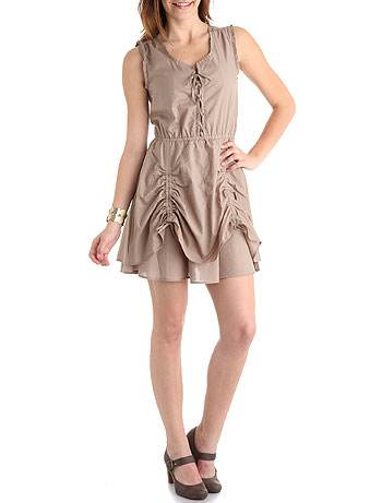 vestidos modernos casuales