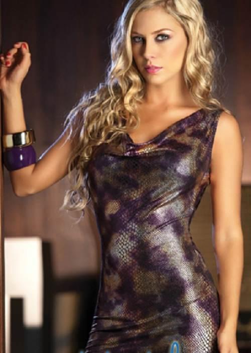 vestidos sensuales de noche